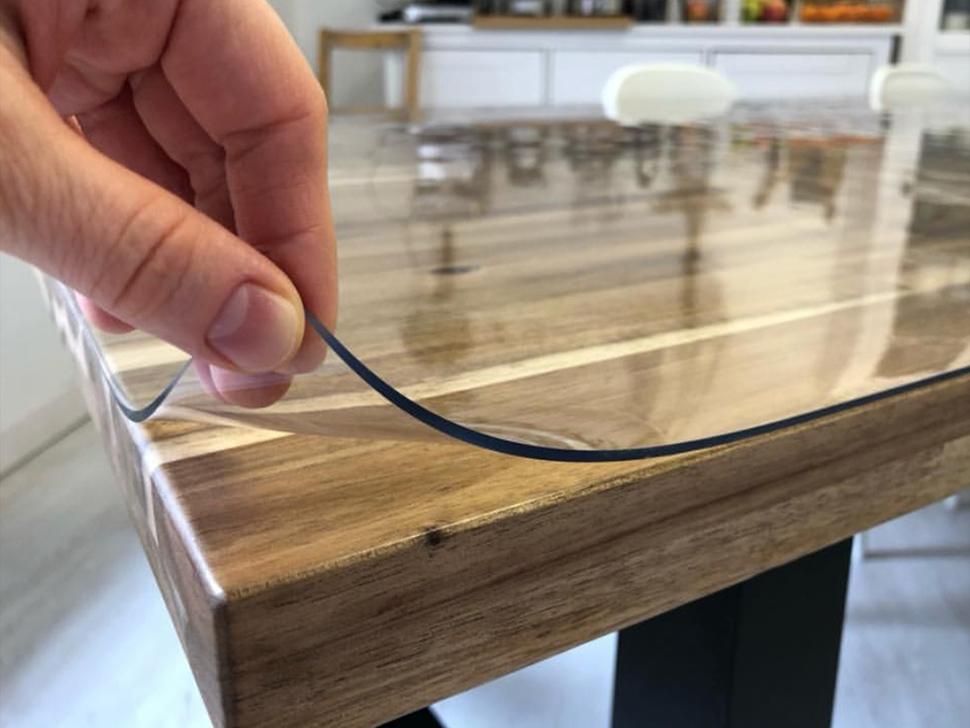 силиконовая пленка на стол прозрачная купить